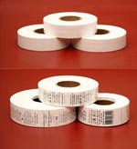 Etiquetas de Poliamida para Ropa