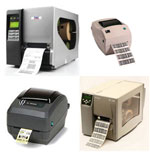 Impresoras de Etiquetas de Códigos de Barras