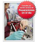 Servicio Técnico de Reparación en el día