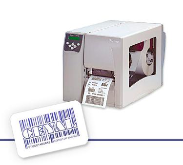 Impresora Industrial de Etiquetas Zebra S4M