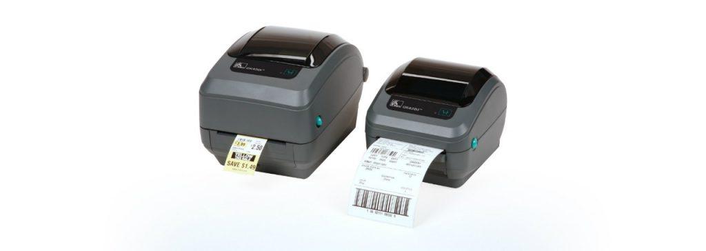 Banner impresoras zebra GK420