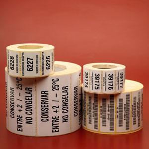 Rollos de Etiquetas
