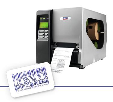 Impresora de Etiquetas Industrial TSC-2410M