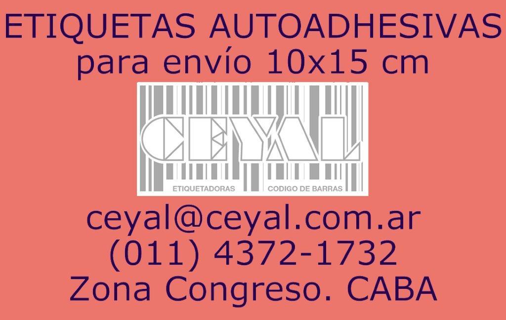 30 mil ETIQUETAS AUTOADHESIVAS 80X50 PARA ALMOHADAS