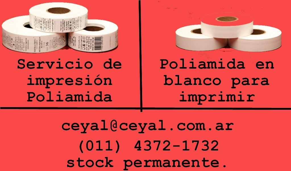 Ribbon zebra 40x450 cera envio x expreso argentina