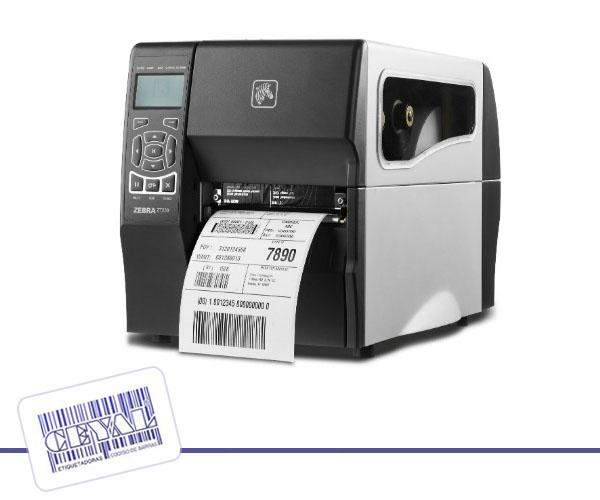 Impresora Zebra Industrial ZT 230