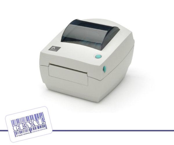 Impresora Zebra de escritorio GC 420t