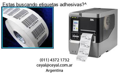 como hago etiquetas adhesivas? argentina