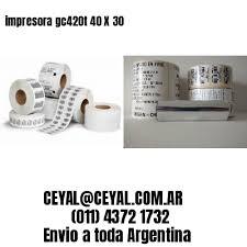 etiquetas termicas 40 x 30