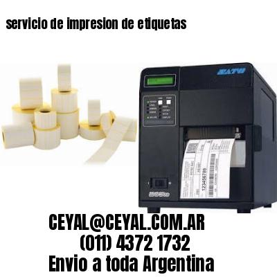 impresora codigos de barras argentina