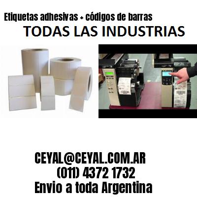 Etiquetas Autoadhesivas Para Imprimir - Industrias y Oficinas