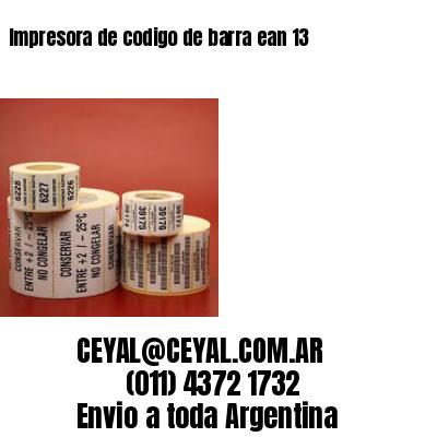 ean 13 argentina