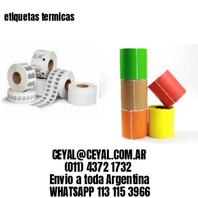 imprimir etiquetas en rollo en Bajas Tiradas