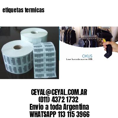 proveedores etiquetas termicas