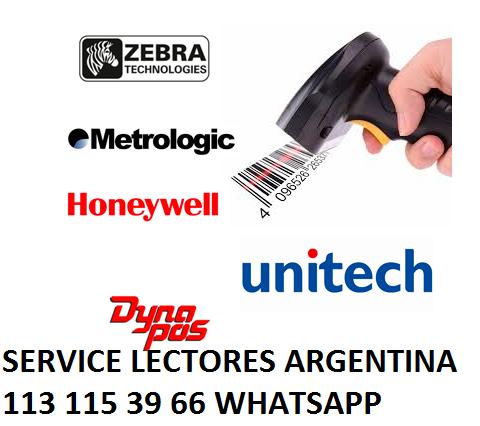 Servicio Tecnico Symbol Motorola Lector Codigo De Barras