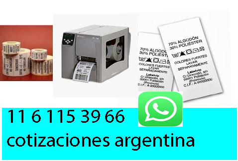 impresora zebra argentina mercadolibre