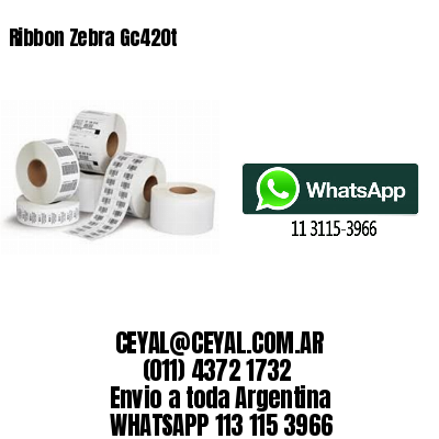 Ribbon Zebra Gc420t