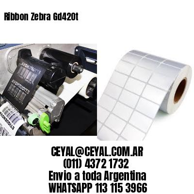 Ribbon Zebra Gd420t