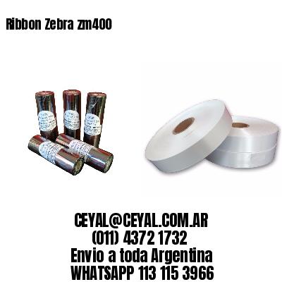 Ribbon Zebra zm400