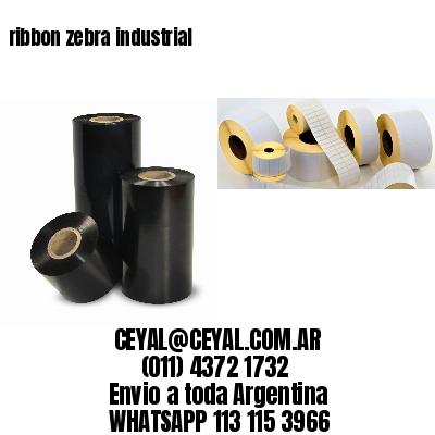 ribbon zebra industrial