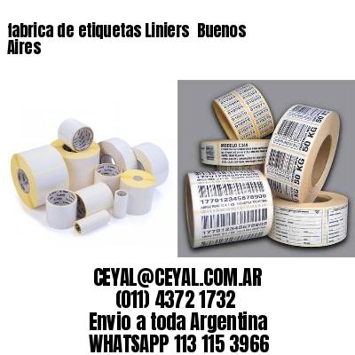 fabrica de etiquetas Liniers  Buenos Aires