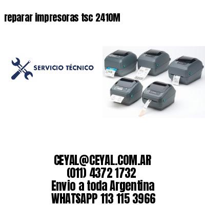 reparar impresoras tsc 2410M