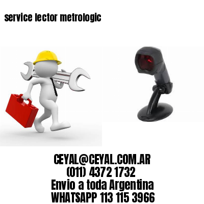 service lector metrologic