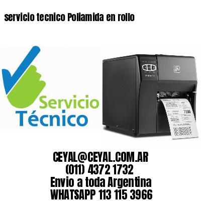 servicio tecnico Poliamida en rollo
