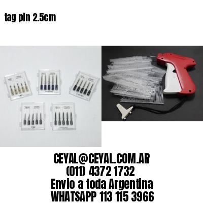 tag pin 2.5cm