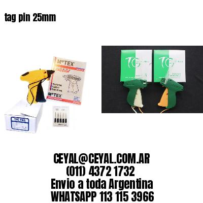 tag pin 25mm