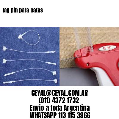 tag pin para batas