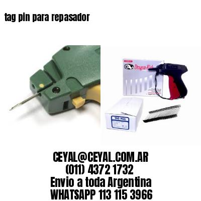 tag pin para repasador