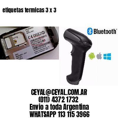etiquetas termicas 3 x 3