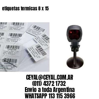 etiquetas termicas 8 x 15