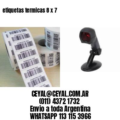 etiquetas termicas 8 x 7
