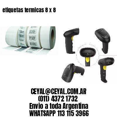 etiquetas termicas 8 x 8