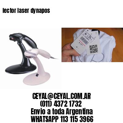 lector laser dynapos