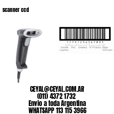 scanner ccd