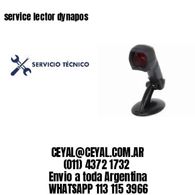 service lector dynapos