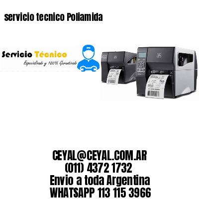 servicio tecnico Poliamida