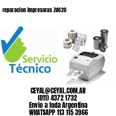 reparacion impresoras Zd620