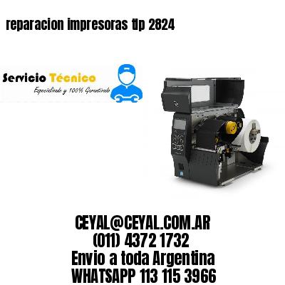 reparacion impresoras tlp 2824