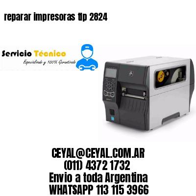 reparar impresoras tlp 2824