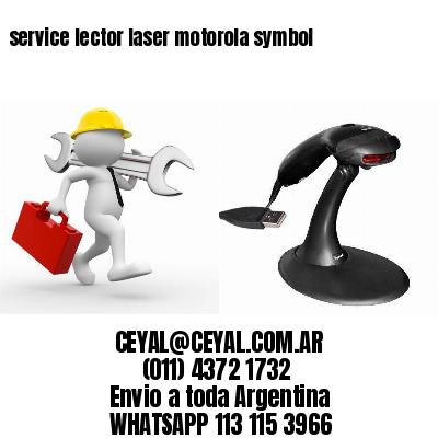 service lector laser motorola symbol