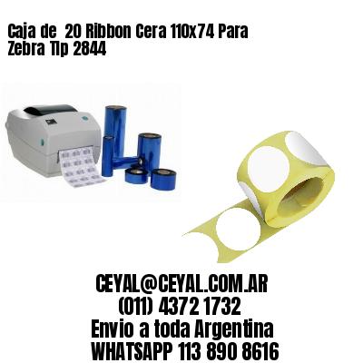 etiquetas térmicas 100 x 60