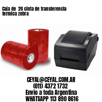 stock de etiquetas autoadhesivas de impresoras zebra  55 x 140