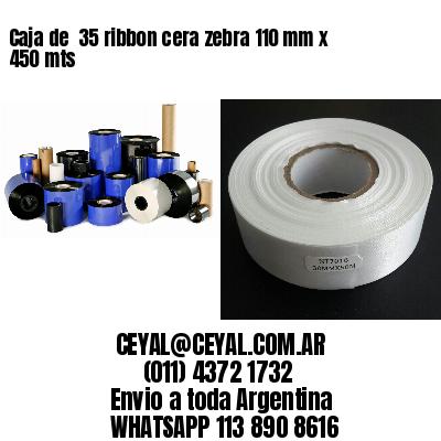 etiquetas térmicas 35 x 100