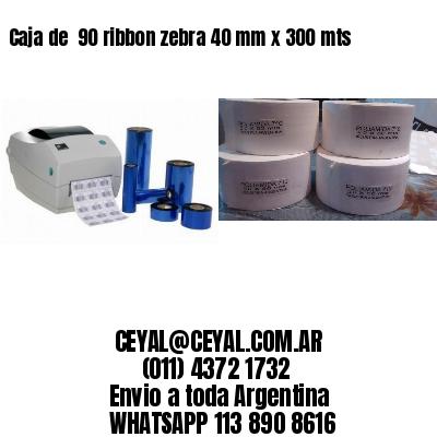 etiquetas térmicas 75 x 100