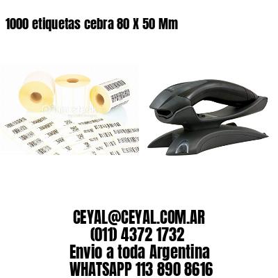 etiquetas térmicas 100 x 110