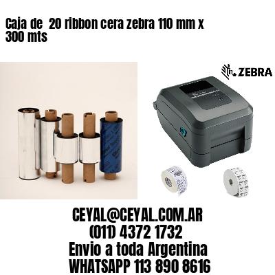 etiquetas térmicas 100 x 120